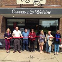 Ribbon Cutting Brew Ha Ha