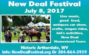 New Deal Festival