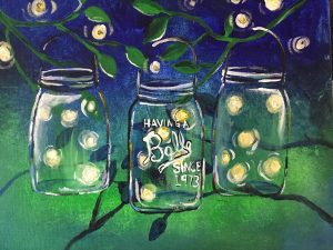 Paint and Sip with Holly Groves @ Preston Community Arts Center | Kingwood | West Virginia | United States