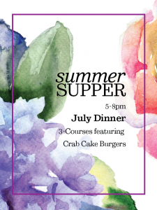Modern Homestead Summer Dinner @ Modern Homestead